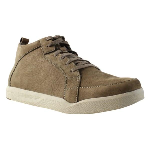 Shop Hush Puppies Mens Hm01707 252 Taupe Fashion Shoes Size
