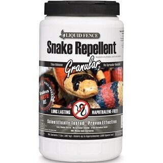 Liquid Fence HG-70261 Granular Snake Repellent, 2 Lbs