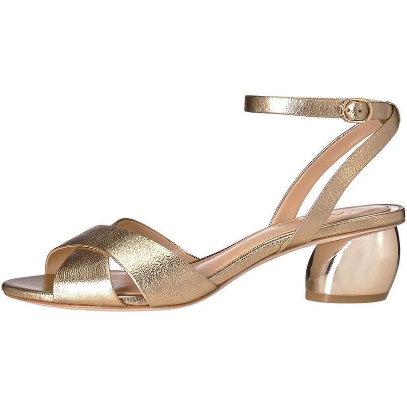 LEVEN2 Heeled Sandal - Overstock - 27591846
