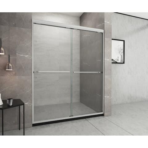 98 Series Treated Shower Door Set, Hardware Included