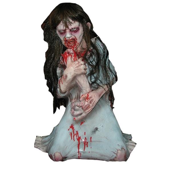 Dead Debbie Non Animated Halloween Prop