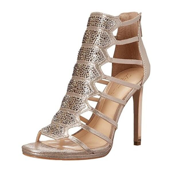 Vince Camuto Womens Gavin Dress Sandals Shimmer Rhinestone