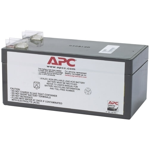 """""""APC RBC47 APC Replacement Battery Cartridge #47 - Spill Proof, Maintenance Free Sealed Lead Acid Hot-swappable"""""""