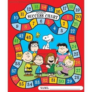 (6 Pk) Peanuts Game Mini Reward Charts