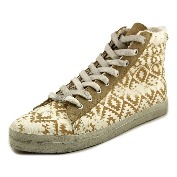 Kim & Zozi Gypster Women Tan Sneakers Shoes