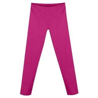Hanes Girls' Cotton Stretch Leggings - XS