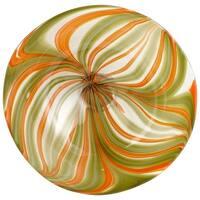 Cyan Design Medium Chika Plate Chika 19.75 Inch Diameter Glass Decorative Plate