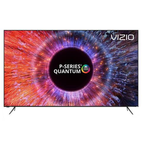 Refurbished Vizio P Series Quantum 65 in. 4K HDR Smart LED TV - Black