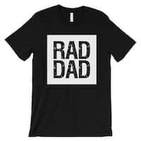 Rad Dad Mens Black Shirt