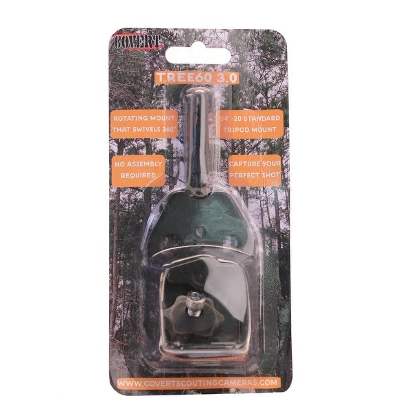 COVERT T60 Trail Game Camera Tree Mount 5205