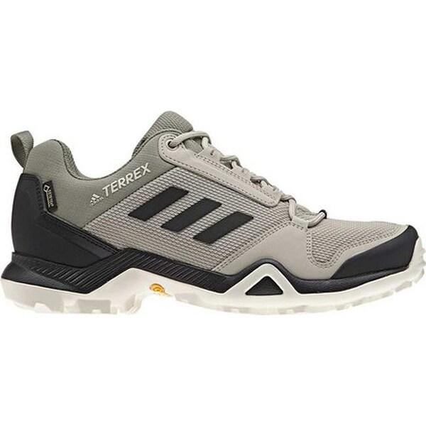 43887696a16d0 Shop adidas Women's Terrex AX3 GORE-TEX Hiking Shoe Sesame/Black/Trace  Cargo - Free Shipping Today - Overstock - 26877996