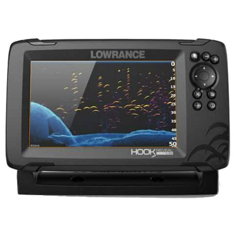 Lowrance HOOK Reveal 7x Fishfinder HOOK Reveal 7x Fishfinder