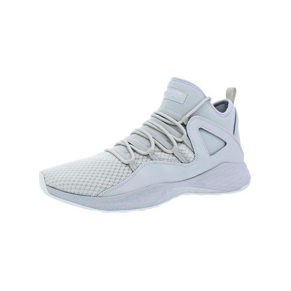ca70f6c1ac5e09 Jordan Mens Formula 23 Basketball Shoes Mid Top Lightweight - 12.5 medium  (d)