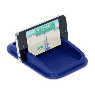 Sticky Pad Roadster Smartphone Dash Mount- Blue