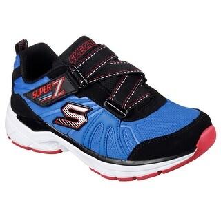 Skechers 97540L BLBK Boy's ULTRASONIX Sneaker
