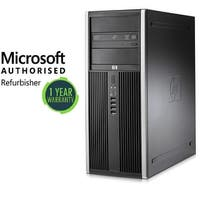 HP 8000 TWR, intel C2D E8400 3.0GHz, 8GB, 1TB, W10 Pro