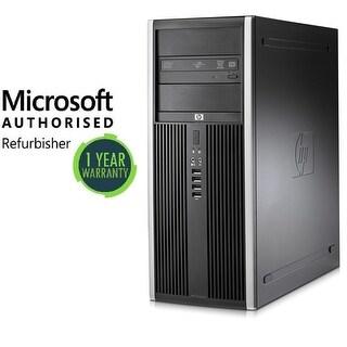 HP 8000 TWR C2D 3.0 GHz 8GB 1TB Win 10 Home Refurbished