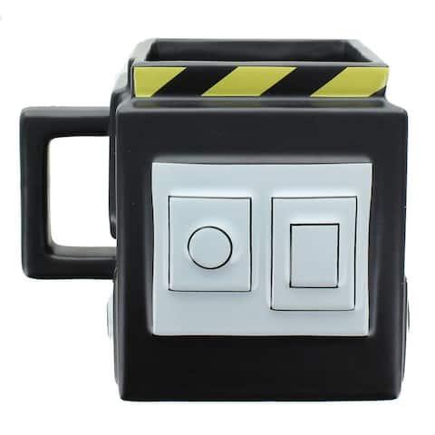 Ghostbusters Ghost Trap Molded Mug - Black