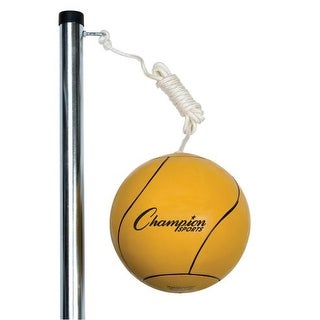 Champion Sports Deluxe Tether Ball Set