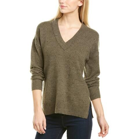 Madewell Bartlett Wool-Blend Sweater