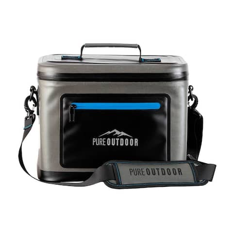 Monoprice Soft Cooler 18 - Lightweight, Leakproof, Perfect For Day at The Beach