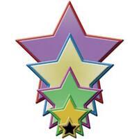 Stars - Spellbinders Nestabilities Dies