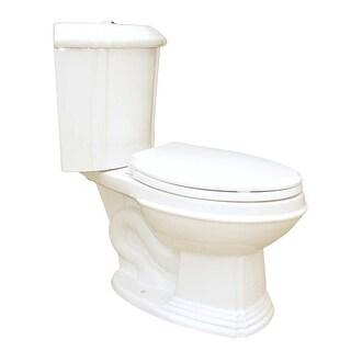 Bone China Elongated Space Saving Corner Toilet Renovator's Supply