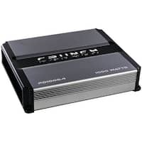 Crunch Pd 1000.4 Power Drive 4-Channel Pro Power Bridgeable Class Ab Amp (1,000 Watts Max)