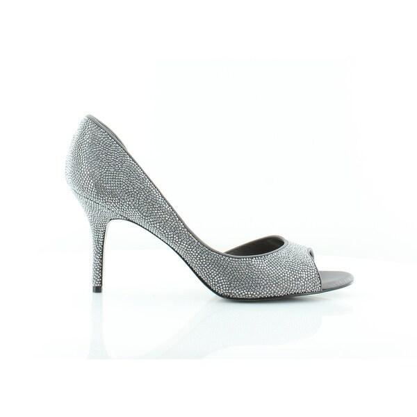 Nina Federic Women's Heels Gunmetal - 11