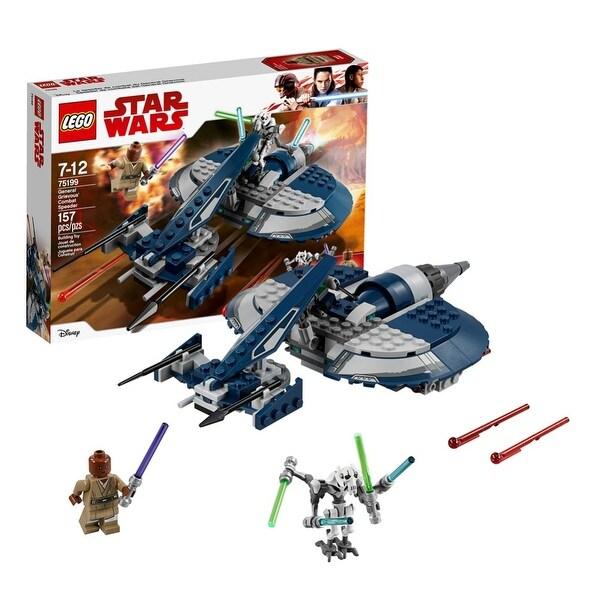 Shop Lego Star Wars General Grievous Combat Speeder