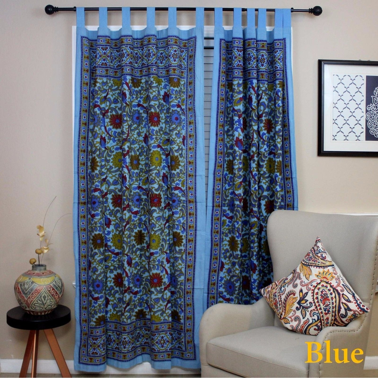 panel stripe nautica pair top shopping pin great deals overstock curtain com drapes grommet cabana