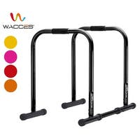 Wacces Heavy Duty Functional Fitness Station Equalizer Dip Bar