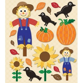 Life's Little Occasions Sticker Medley-Scarecrow