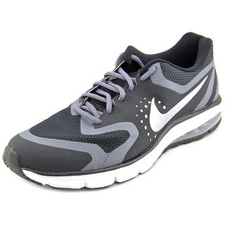 Nike Air Max Premiere Run Men Round Toe Synthetic Black Running Shoe