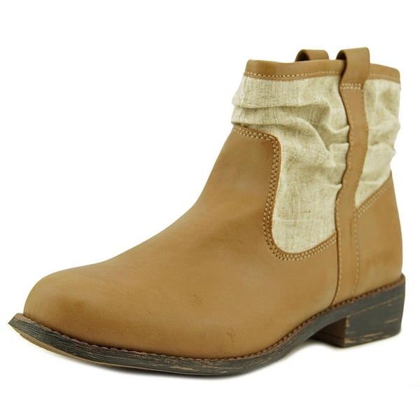 Rocket Dog Garvyss Tan Boots