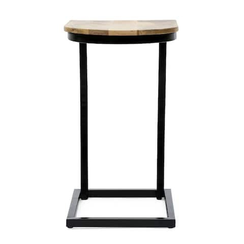 Lunsford Mango Wood End Table by Christopher Knight Home
