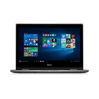 Refurbished DELL Inspiron Touchscreen Notebook - Gray - Grade A I5368-1692GRY-REFA Dell Inspiron Touchscreen Notebook - Gray -