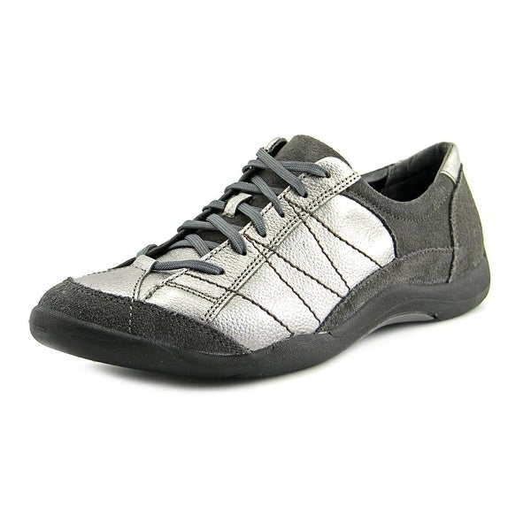 Hush Puppies Amuse II Women Graphite Sneakers Shoes