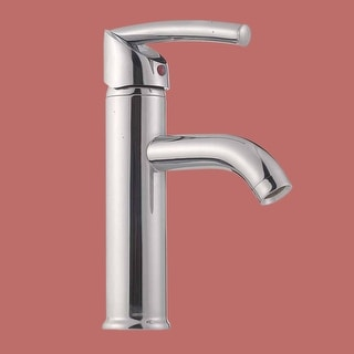 Bathroom Single Hole Sink Faucet Modern Chrome | Renovator's Supply