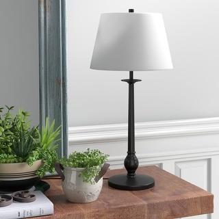 Wilmer Table Lamp (Blackened Bronze)