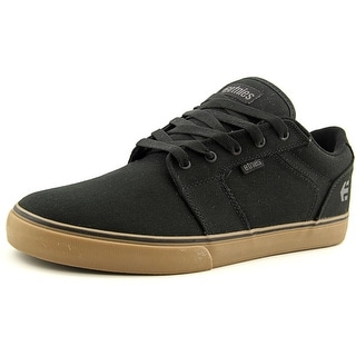 Etnies Barge LS Round Toe Canvas Skate Shoe
