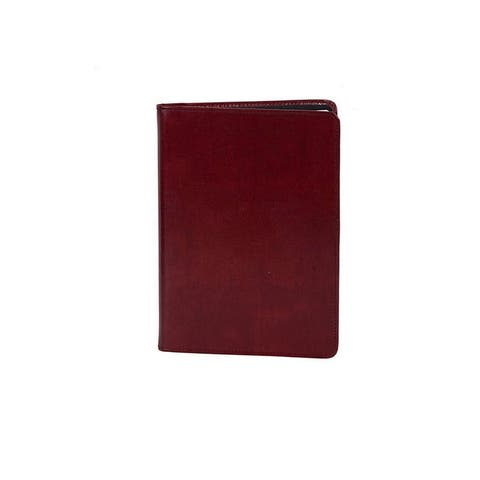 Scully Western Planner Leather Desk Size Blank 6 x 8 - 6 x 8
