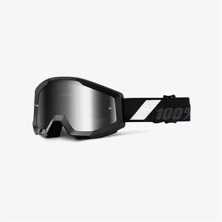 100% Percent - Goggle - Strata Goliath - Mirror Silver Lens - 50410-166-02