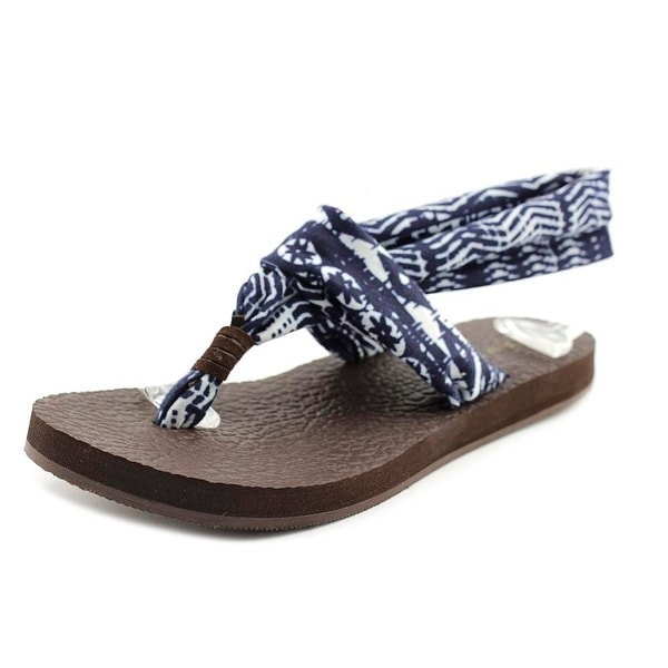 Rampage Becky Navy Surf Sandals