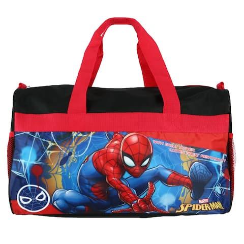 Marvel Kids' Spider-Man Travel Duffle Bag - one size