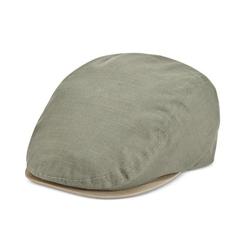 Levi's Mens Textured Ripstop Newsboy Hat
