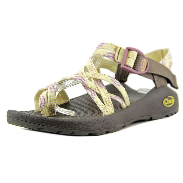Chaco ZCloud X2 Women Open-Toe Synthetic Yellow Sport Sandal