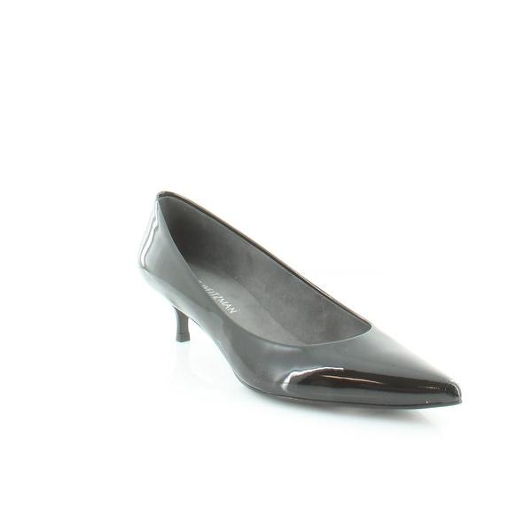 Stuart Weitzman Poco Women's Heels Black