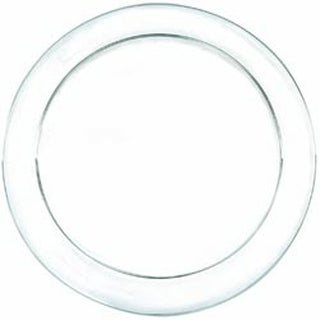 "Clear Plastic - Dinner Plates 9"" 24/Pkg"