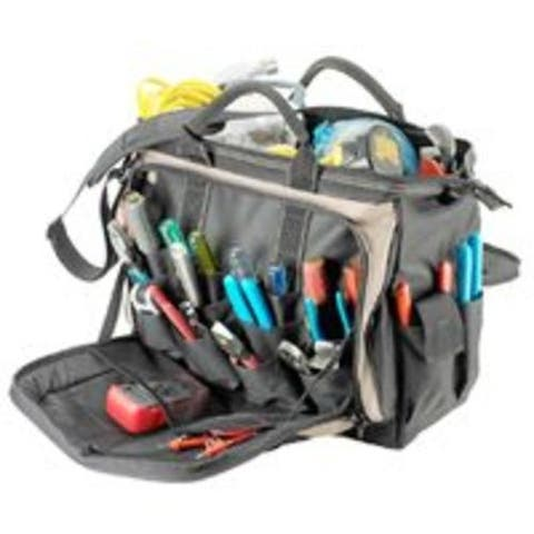 """CLC 1539 18"""" Multi-Compartment Tool Carrier, 58 Pockets"""